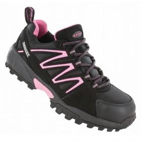 Chaussures basses de sécurité pour dame SILVY-3245 S1P   Taille 37