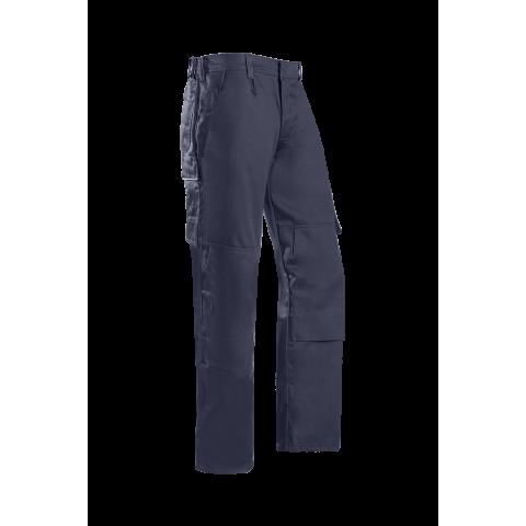 Pantalon professionnel multinormes bleu foncé   Taille 52
