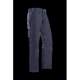 Pantalon professionnel multinormes bleu foncé | Taille 52