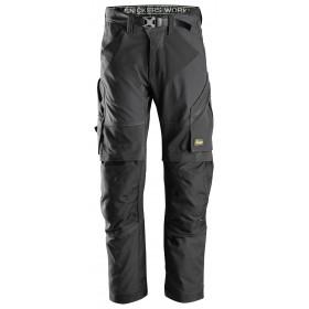 Pantalon de travail Snickers FlexiWork+, noir | Taille 52