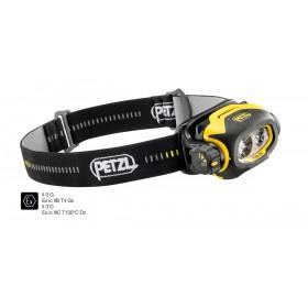 Lampe frontale Petzl PIXA 3R rechargeable compacte est robuste