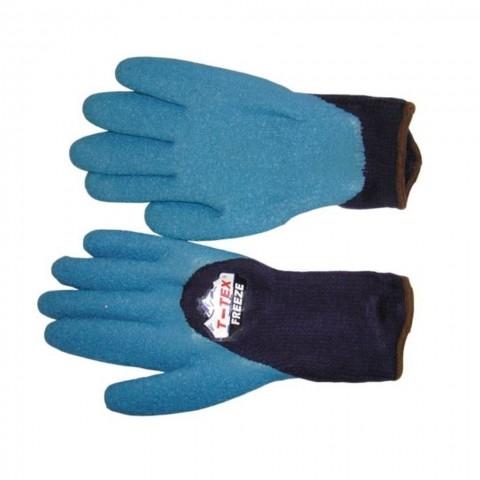 Gants d\'hiver Full Freeze en thermo-grip avec dos recouvert au 3/4   Taille M