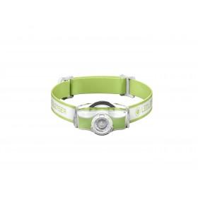 MH3 Lampe Frontale LedLenser | Verte