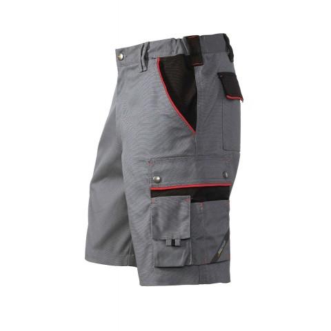 Short Wikland gris/noir | Taille 44